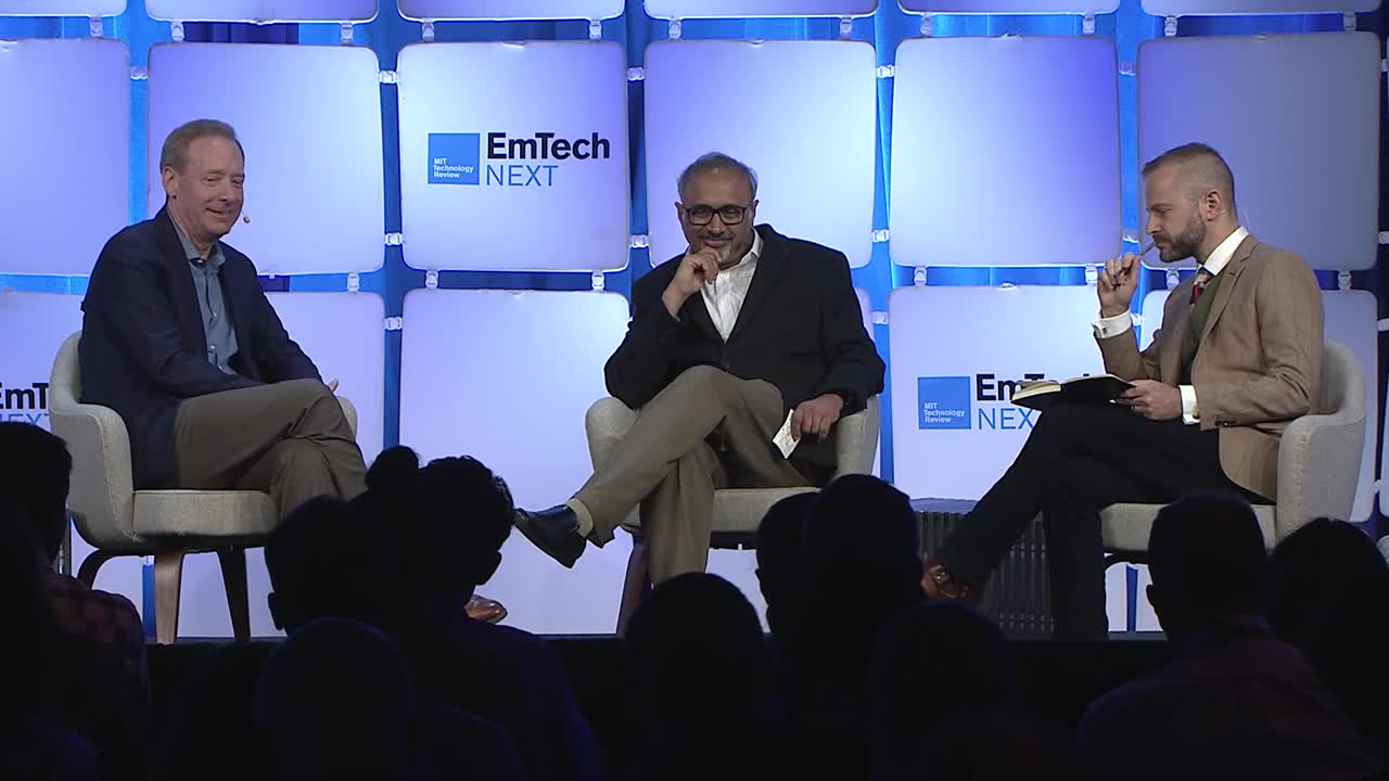 Roundtable: Empowering the Workforce of Tomorrow - MIT Technology Review