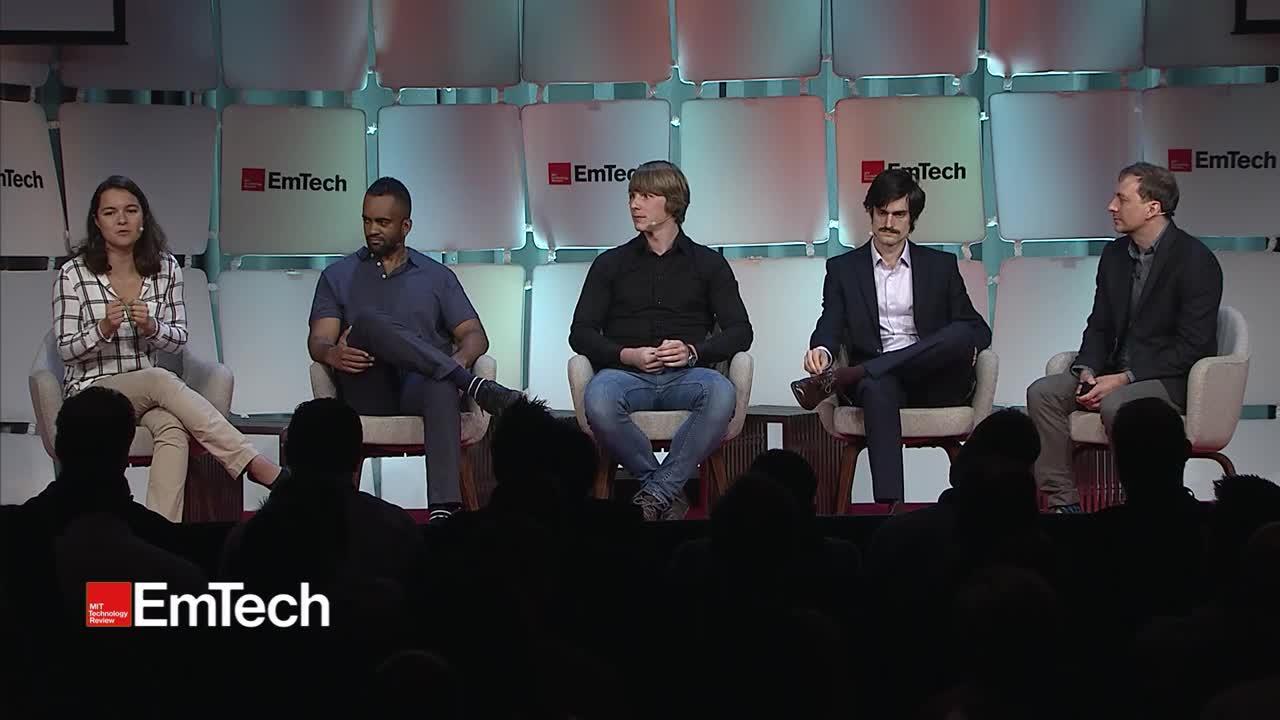 Innovators Under 35 Roundtable: AI Futures - MIT Technology