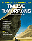cover of 2014 edition of Twelve Tomorrows