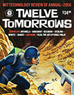 cover of 2016 edition of Twelve Tomorrows